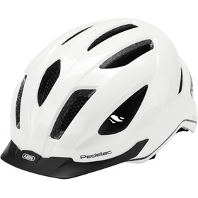 ABUS Pedelec 1.1 Kask rowerowy, pearl white
